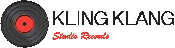 Velkommen til Kling Klang Studiet Logo